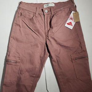 Mudd Women's Utility Skinny Jeans